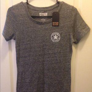 NWT Gray Converse Shirt!